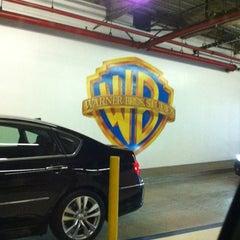 Photo taken at Warner Bros. Studios by Zach T. on 6/14/2012