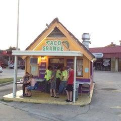Photo taken at Taco Grande by Bryan H. on 8/9/2012