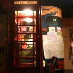 Photo taken at Wombat's City Hostel Vienna - The Base by Osman Sabri B. on 7/22/2012