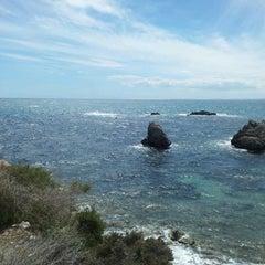 Photo taken at Illa Tabarca | Isla de Tabarca by Alberto P. on 4/30/2012