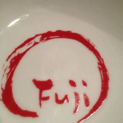 Photo taken at Fuji by Holly M. on 3/9/2012