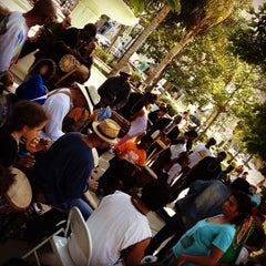 Photo taken at Leimert Park Art Walk (every last Sunday) by Kevin R. on 4/29/2012