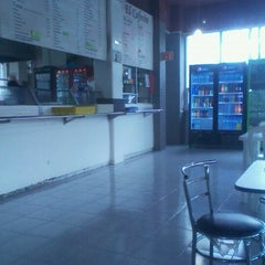 Photo taken at El Cafesin by yarely a. on 6/20/2012