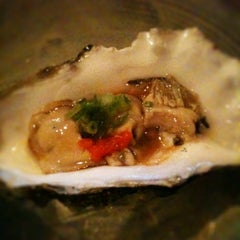 Photo taken at Hiro Sushi Restaurant by MlleTravelista on 6/21/2012