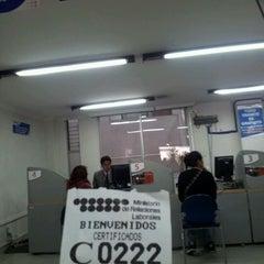 Photo taken at Ministerio de Relaciones Laborales by Ana Maria T. on 4/3/2012