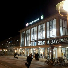 Photo taken at Dortmund Hauptbahnhof by Marco on 3/6/2012