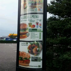 Photo taken at McDonald's by Martijn v. on 7/10/2012