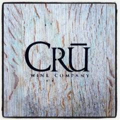 Photo taken at CRU Wine Company by Laine H. on 6/30/2012