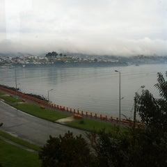 Photo taken at Hotel Galeon Azul by Paloma I. on 5/10/2012