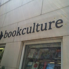 Photo taken at Book Culture by John P. on 6/1/2012