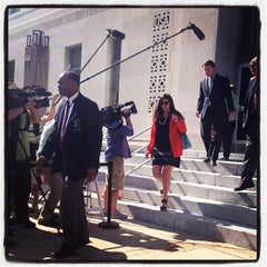 Photo taken at US District Courthouse by Leta C. on 5/21/2012