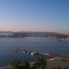 Photo taken at Catamaran Resort Hotel and Spa by Taylor M. on 3/2/2012