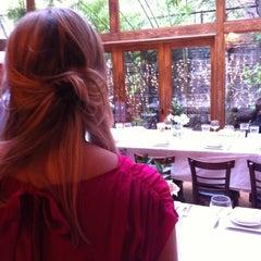 Photo taken at Scottadito Osteria Toscana by Rodney H. on 8/4/2012