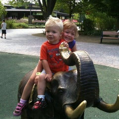 Photo taken at Zoo de Granby by Marc-Andre on 8/26/2012