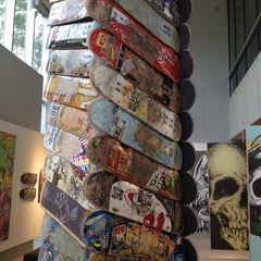 Photo taken at Museum of Design Atlanta (MODA) by Lynn B. on 7/9/2012