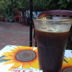 Photo taken at Linnaea's Cafe by BrianKat A. on 8/23/2012