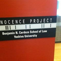 Photo taken at The Innocence Project by Joseph M. on 7/11/2012