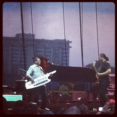 Photo taken at 2012 Beale Street Music Festival - Orion Stage by Cory C. on 5/7/2012