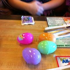 Photo taken at Waffle House by Trisha on 4/8/2012