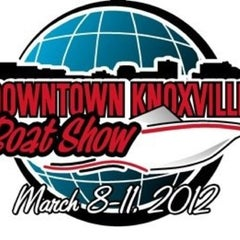 Photo taken at Downtown Knoxville Boat Show by Courtney M. on 3/9/2012