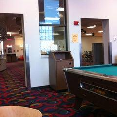 Photo taken at Gunter Lanes Bowling Center by Ashton M. on 4/3/2012
