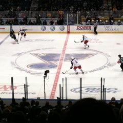 Photo taken at Scottrade Center by Jacquelyn W. on 4/1/2012