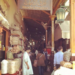 Photo taken at Spice Souq سوق البهارات by Mohamed Parham A. on 5/31/2012