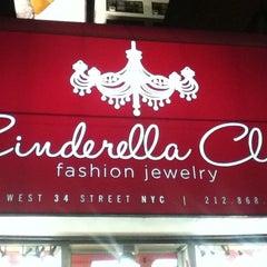 Photo taken at Cinderella Club by Amanda S. on 12/10/2011