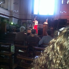 Photo taken at St Philips Church by Gareth M. on 5/1/2011