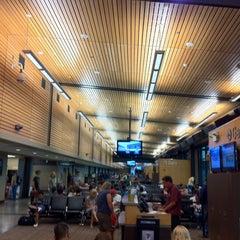 Photo taken at Bellingham International Airport (BLI) by Robert W. on 8/10/2011
