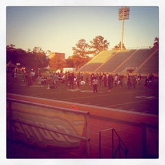Photo taken at Strawberry Stadium by Damon S. on 11/2/2011