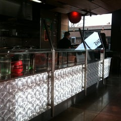 Photo taken at Billy's Gourmet Hot Dogs by Larry H. on 12/27/2010