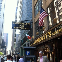 Photo taken at Connolly's Pub & Restaurant by Tigran S. on 6/28/2012
