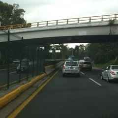 Photo taken at Autopista México - Cuernavaca by Armando I. on 8/17/2012