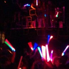 Photo taken at The Bank Nightclub by Joseph G. on 9/11/2011