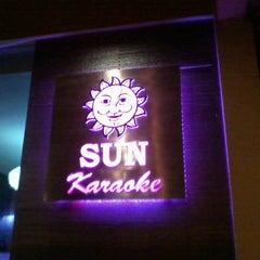 Photo taken at SUN KARAOKE by Hamizan Hashim on 7/24/2012
