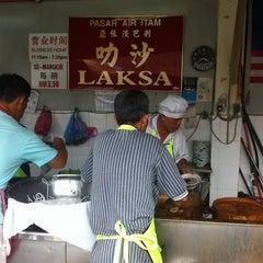 Photo taken at Air Itam Asam Laksa by Eric L. on 6/24/2012