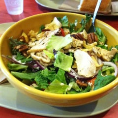 Photo taken at Panera Bread by Leslie C. on 6/8/2012
