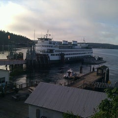 Photo taken at Orcas Island Ferry Terminal by C.J. A. on 6/22/2011