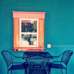 Photo taken at Bennu Coffee by Geoff D. on 9/7/2012