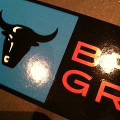 Photo taken at BRGR Bar by Maura M. on 1/7/2012