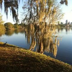Photo taken at Gaston Edwards Park by Kimberly B. on 3/5/2012