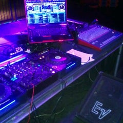 Photo taken at Ground Zero Nightclub by DJ Fade™ on 8/3/2012