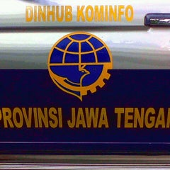 Photo taken at Kantor Dinhubkominfo Prov.Jateng by Anang S. on 8/5/2012