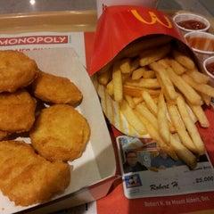 Photo taken at McDonald's by Christina G. on 10/11/2011
