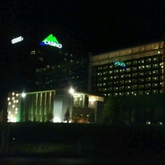 Photo taken at Seneca Allegany Resort & Casino by Roman G. on 5/16/2012