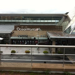 Photo taken at 오션월드 (Ocean World) by 안 병재 on 9/7/2012