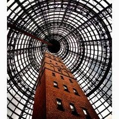 Photo taken at Melbourne Central Station by Enno B. on 2/11/2012