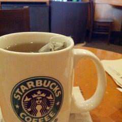 Photo taken at Starbucks by Nicholas T. on 7/26/2012
