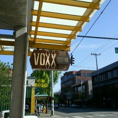 Photo taken at Voxx Coffee by Josh B. on 5/18/2011